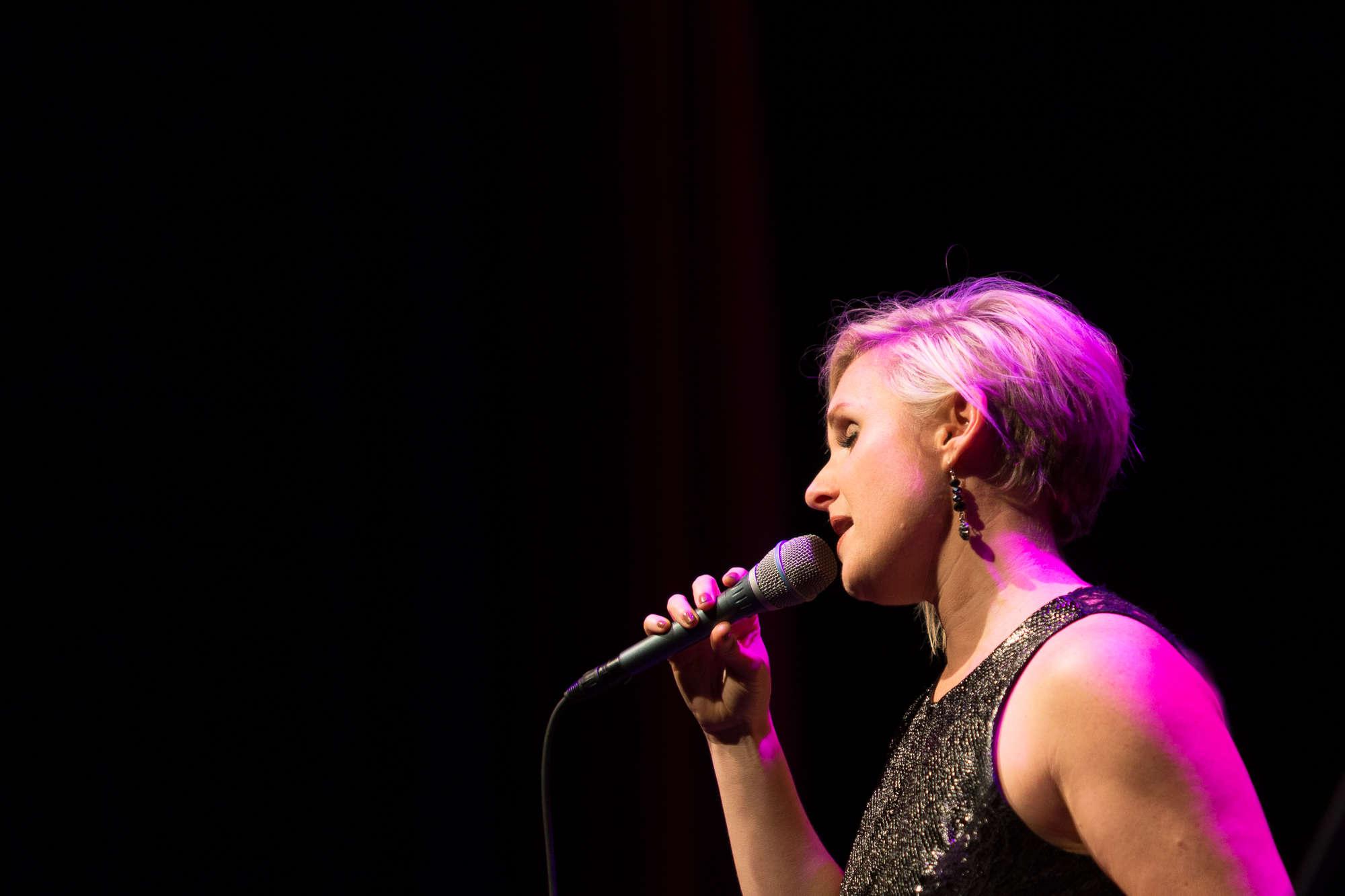 Emma Pask singing