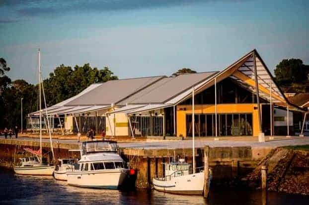 The Wharf Ulverstone
