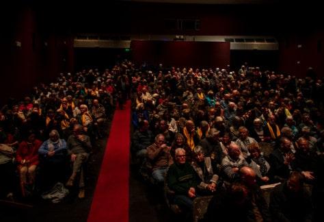 James Morrison Crowd