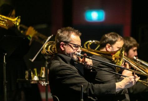 Mathew Ives and His Big Band