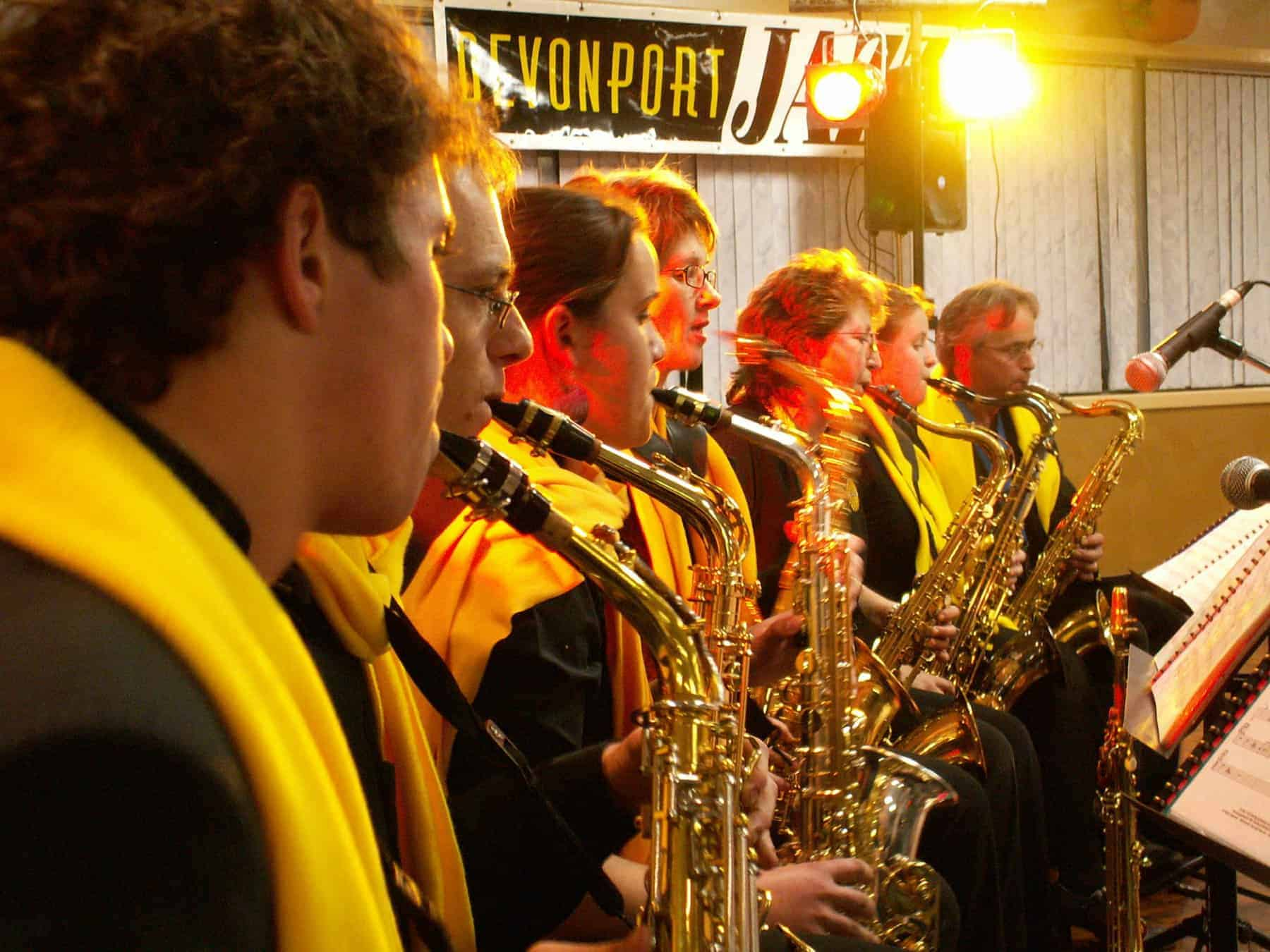 Devonport Jazz 2020 Cancelled