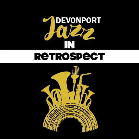 """Devonport Jazz In Retrospect"" YouTube channel"