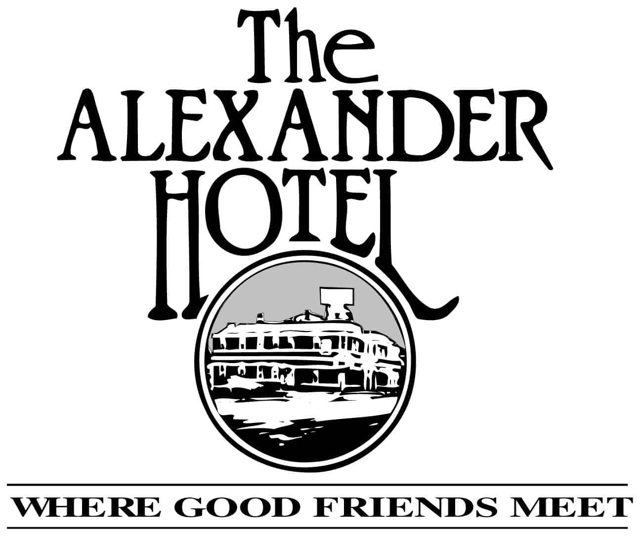 The Alexander Hotel Bar