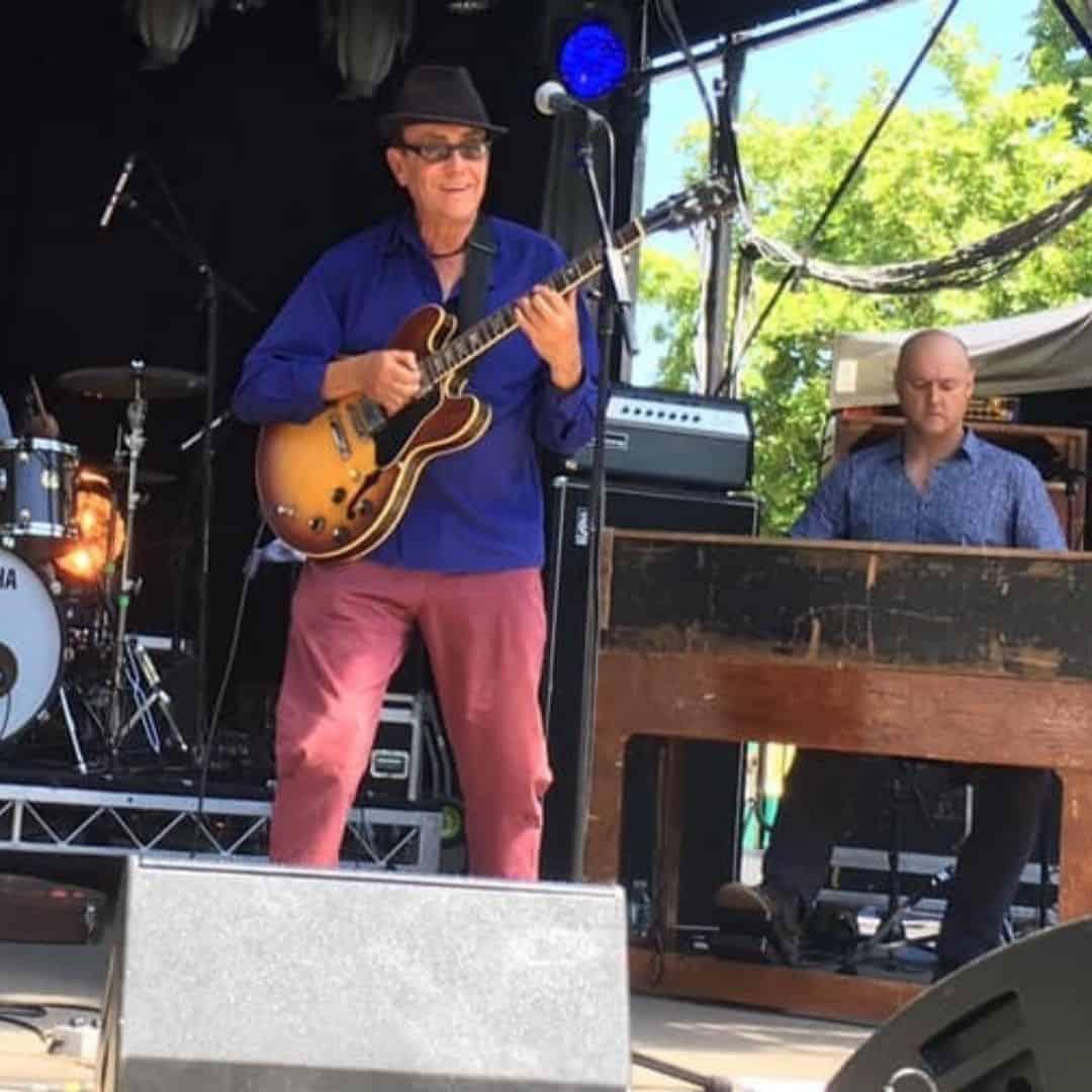 Billy Whitton/Randal Muir Trio