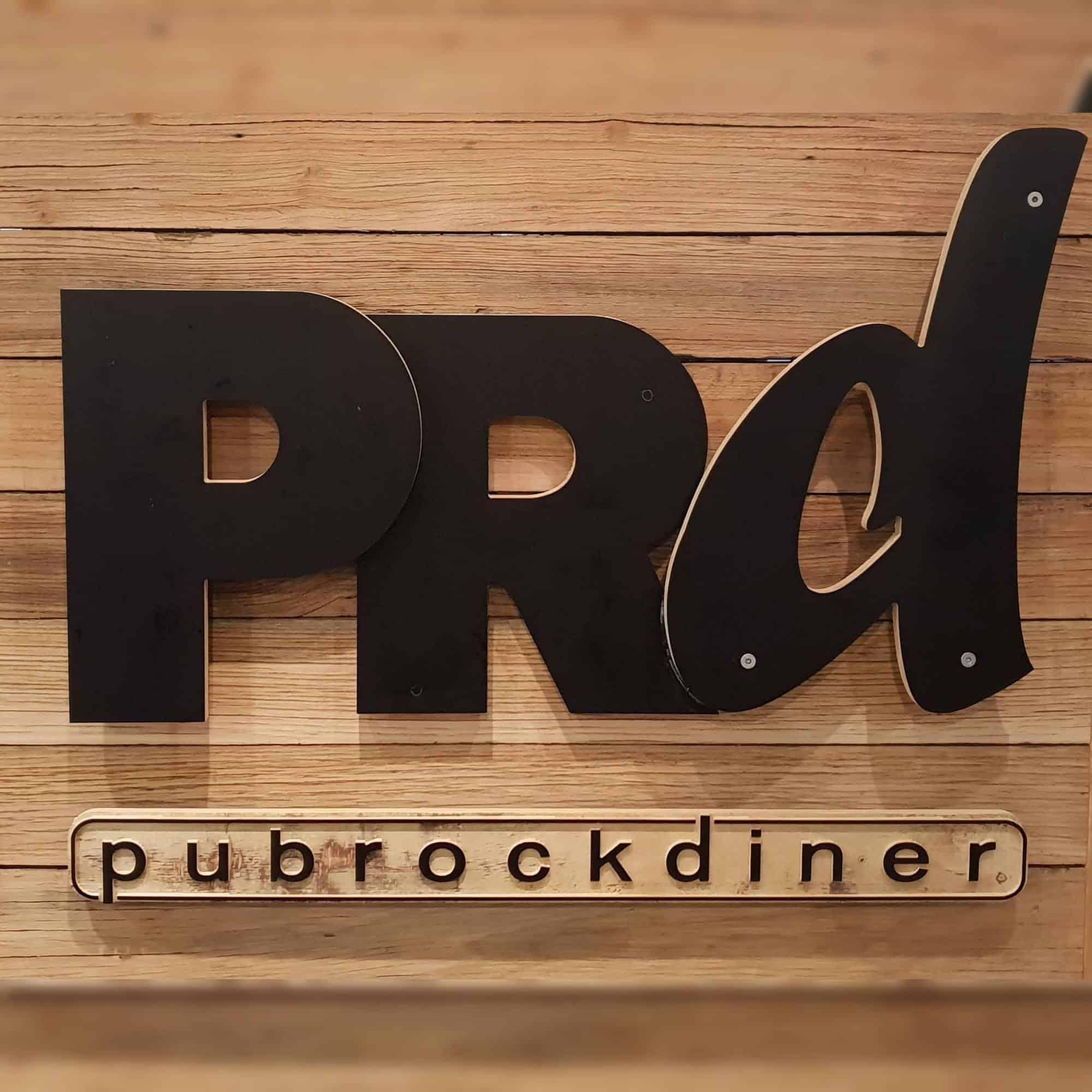 Pub Rock Diner